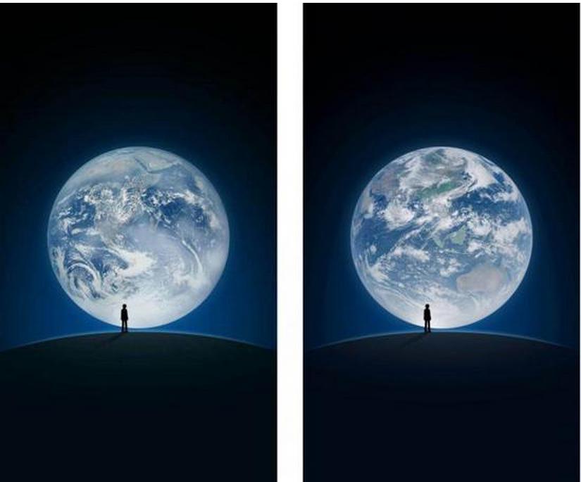6年的望眼欲穿 微信启动页小黑人终于换来地球的转身